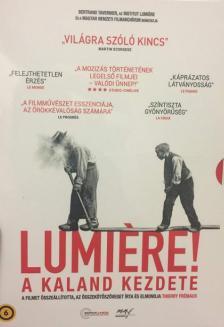 Thierry Frémaux - Lumiere! A kaland kezdete