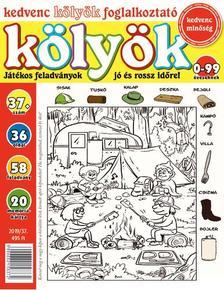 CSOSCH KIADÓ - Kedvenc Kölyök Foglalkoztató 37.