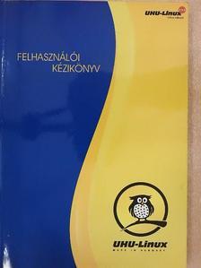 Balázs Tibor - UHU-Linux 1.1 Felhasználói kézikönyv [antikvár]