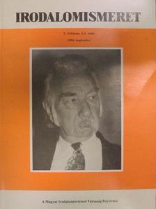 Arany János - Irodalomismeret 1994/2-3. [antikvár]