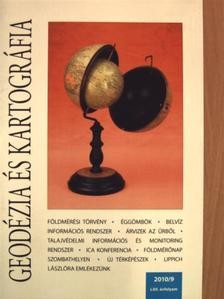 Bencsik György - Geodézia és kartográfia 2010/9. [antikvár]