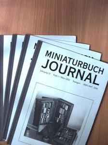 Heinz Müller - Miniaturbuch Journal 2003/1-4. [antikvár]