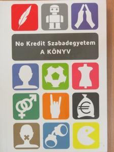 Bezsenyi Tamás - No Kredit Szabadegyetem - A könyv [antikvár]