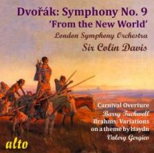 DVORAK - SYMPHONY NO.9 - CARNIVAL CD SIR COLIN DAVIS