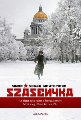 Simon Sebag Montefiore - Szásenyka [eKönyv: epub, mobi]