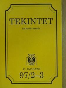 Bánlaky Pál - Tekintet 1997/2-3 [antikvár]