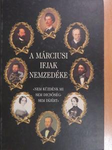Aczél Eszter - A márciusi ifjak nemzedéke [antikvár]