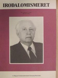 Beke József - Irodalomismeret 1993/3. [antikvár]