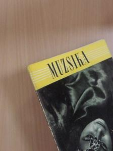 Abody Béla - Muzsika 1962. március [antikvár]