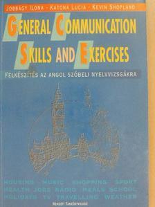 Jobbágy Ilona - General Communication Skills and Exercises I. [antikvár]