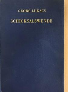 Georg Lukács - Schicksalswende [antikvár]