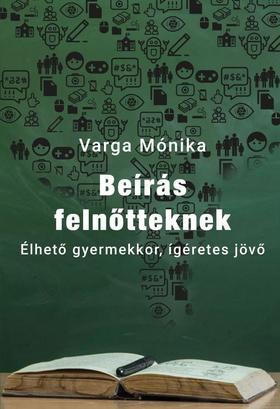 Varga Mónika - Beírás felnőtteknek
