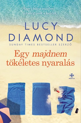 Lucy Diamond - Egy majdnem tökéletes nyaralás [eKönyv: epub, mobi]