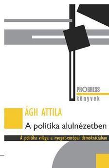 Ágh Attila - A politika alulnézetben [antikvár]