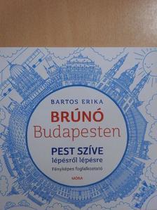 Bartos Erika - Pest szíve lépésről lépésre [antikvár]