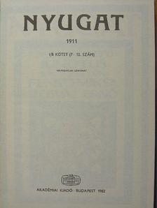 Ady Endre - Nyugat 1911. I/B. [antikvár]