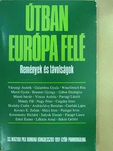 Bolza Ilona - Útban Európa felé [antikvár]