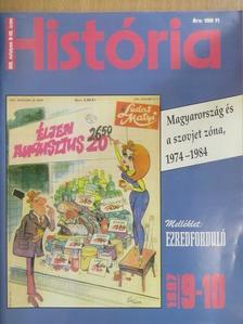 Borhi László - História 1997/9-10. [antikvár]