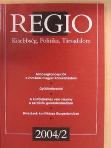 A. Gergely András - Regio 2004/2. [antikvár]