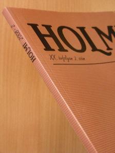 Határ Győző - Holmi 2008. (nem teljes évfolyam) [antikvár]