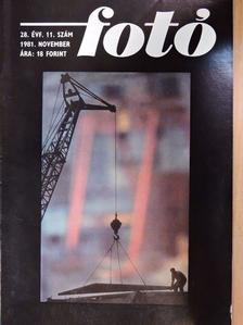 Ábel Péter - Fotó 1981. november [antikvár]