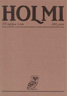 Réz Pál - HOLMI 2002. június [antikvár]