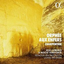 CHARPENTIER - ORPHÉE AUX ENFERS CD MEUNIER