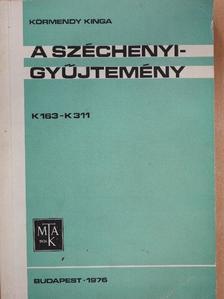Körmendy Kinga - A Széchenyi-gyűjtemény [antikvár]