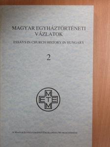 Adriányi Gábor - Magyar Egyháztörténeti Vázlatok 1990/2. [antikvár]