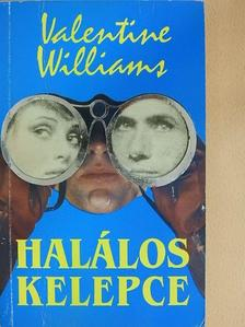 Valentine Williams - Halálos kelepce [antikvár]