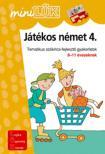 LDI-404 - Játékos német 4. - Tematikus szókincs-fejlesztő gyakorlatok 8-11 éveseknek