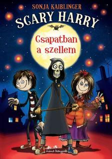 Sonja Kaiblinger - Scary Harry 1. - Csapatban a szellem ###