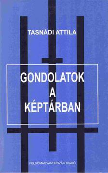 Tasnádi Attila - Gondolatok a képtárban [antikvár]