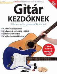GITÁR KEZDŐKNEK - TREND BOOKAZINE 2019/4.