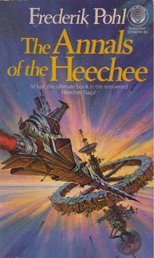 Frederik Pohl - The Annals of the Heechee [antikvár]