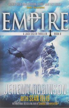 Jeremy Robinson, Sean Ellis - Empire [antikvár]