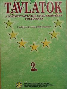 Dr. Bodó Barna - Távlatok 2003. november [antikvár]