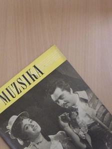 Abody Béla - Muzsika 1962. április [antikvár]