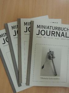 Heinz Müller - Miniaturbuch Journal 2002/1-4. [antikvár]