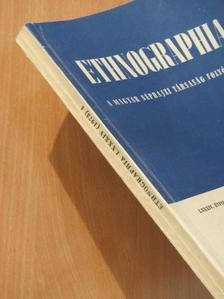 Béres András - Ethnographia 1973/4. [antikvár]