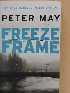 Peter May - Freeze Frame [antikvár]