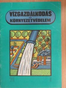 Dr. Dorogi Imre - Vízgazdálkodás és Környezetvédelem 1975/3. (dedikált példány) [antikvár]