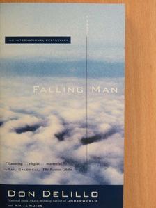 Don DeLillo - Falling Man [antikvár]