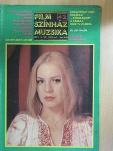 Bulla Károly - Film-Színház-Muzsika 1979. október 20. [antikvár]