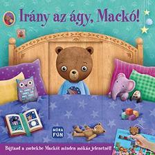 Irány az ágy, Mackó!