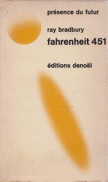 Ray Bradbury - Fahrenheit 451 [antikvár]