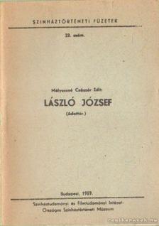 Mályuszné Császár Edit - László József (Adattár) [antikvár]