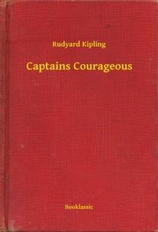 Rudyard Kipling - Captains Courageous [eKönyv: epub, mobi]