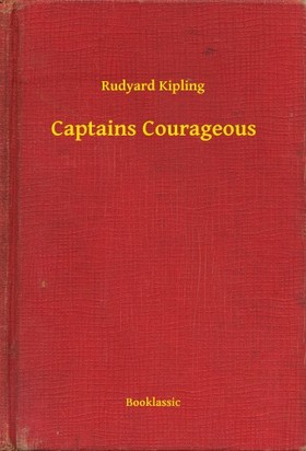 Rudyard Kipling - Captains Courageous [eKönyv: epub, mobi]