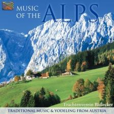 YODELING - MUSIC OF THE ALPS CD